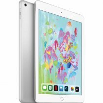 "Apple iPad 2018 6. Nesil 128GB Wi-Fi + Cellular 9.7"" Silver MR732TU/A Tablet - Apple Türkiye Garantili"