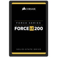 "Corsair Force Series LE200 120GB 2.5"" 550MB/500MB/s Sata3 SSD Disk - CSSD-F120GBLE200C"