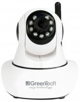 Greentech GT-IP37HD Wi-Fi Hareketli IP Kamera