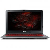 "MSI GV62 7RC-083XTR Intel Core i5-7300HQ 2.50GHz 8GB DDR4 128GB SSD+1TB 2GB MX150 15.6"" FHD FreeDOS Gaming Notebook"