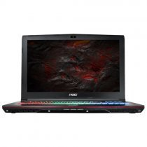 "MSI GE62 7RD(Apache)-840XTR i7-7700HQ 2.80GHz 8GB DDR4 128GB SSD+ 1TB 7200RPM 4GB GTX1050 15.6"" Full HD FreeDOS Gaming Notebook"