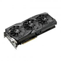 Asus ROG STRIX Nvidia GeForce GTX 1060 6GB 192Bit GDDR5 (DX12) PCI-E 3.0 Ekran Kartı (Strix-GTX1060-6G-Gaming)