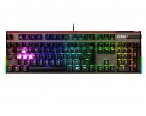 MSi Vigor GK80 RGB Cherry MX Mekanik Red Switch İng Q USB Gaming Klavye