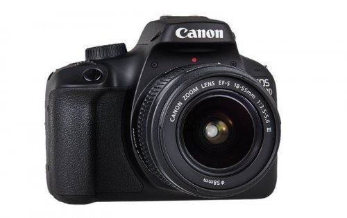Canon EOS 4000D 18-55mm Lens IS Dijital SLR Fotoğraf Makinesi