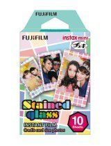 Fujifilm Instax Stained Glass Film (Single) 10'lu - FOTSN00001