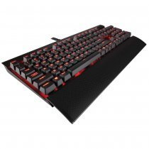 Corsair Gaming K70 RapidFire LED Cherry MX Speed Mekanik Gaming (Oyuncu) Klavye - CH-9101024-EU