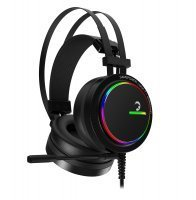 GamePower Luna Siyah 7.1 Surround RGB LED Gaming Kulaklık