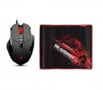 Bloody V7M71A M Ayak HD Optik 3200CPI Oyuncu Mouse+071A Mouse Pad