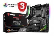 MSI X470 Gaming Pro Carbon AMD X470 Soket AM4 DDR4 2667Mhz ATX Gaming Anakart