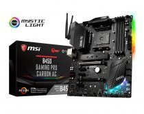 MSI B450 Gaming Pro Carbon AC AMD B450 Soket AM4 DDR4 3466(OC)MHz ATX Gaming Anakart