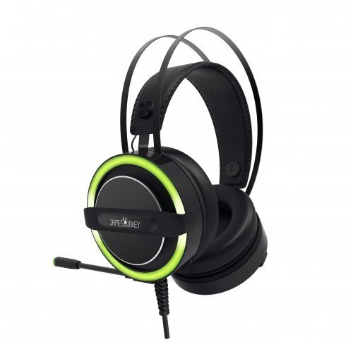 James Donkey 711 Siyah 7.1 Surround Gaming Kulaklık