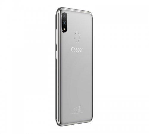 Casper Via A3 Plus 64 GB Gri Cep Telefonu Distribütör ...