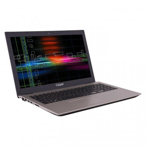 "Casper Nirvana F650.8250-4T45X-G Intel Core i5-8250U 1.60GHz 4GB 1TB 2GB GeForce MX130 15.6"" FreeDOS Notebook"