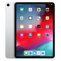 "Apple iPad Pro 2018 256GB Wi-Fi + Cellular 11"" Silver MU172TU/A Tablet - Apple Türkiye Garantili"