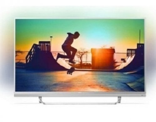 Philips 65PUS6412 65 inç 164 cm 4K Ultra Hd Android Smart Led Tv