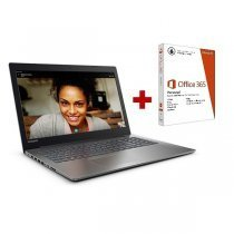 "Lenovo IP320 80XH01W1TX i3-6006U 4GB 1TB 15.6"" Windows10 Notebook + (Office 365 Bireysel)"