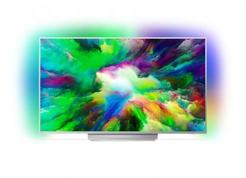 Philips 55PUS7803 55 inç 139 cm Uydu Alıcılı 4K Ultra HD Smart Led Tv