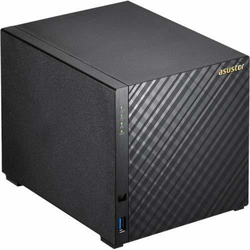 Asustor AS-3204T V2 2GB RAM Tower Nas Depolama Ünitesi