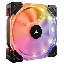 Corsair CO-9050066-WW HD120 RGB Led Kasa Fanı + Fan Kontrolcü