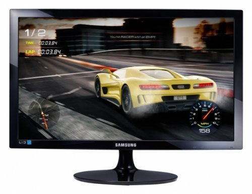 "Samsung LS24D332HSX/UF 1ms 75Hz HDMI 24"" Full HD Led Monitör"