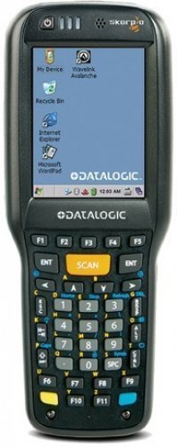 Datalogic SKORPIO-X4 2D Windows CE 7.0 Bluetooth/Wifi El Terminali