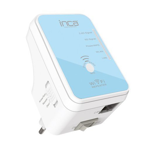 Inca IAP-752DB 300 Mbps 5GHz Wireless DualBand Mini Router/Repeater