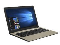 "Asus VivoBook X540BA-GO179 AMD A6-9225 2.60GHz 4GB DDR4 1TB OB 15.6"" HD Endless Notebook"