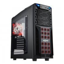 Exper Xcellerator XC788 Intel Core i7-7700 3.60GHz 8GB DDR4 1TB+240GB SSD 6GB GeForce GTX 1060 Win10 Home Gaming Masaüstü Bilgisayar