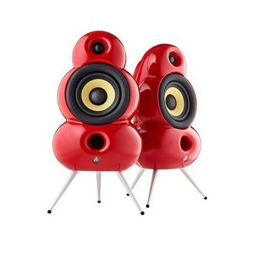 Scandyna Podspeakers Smallpod Active Pack - Kırmızı