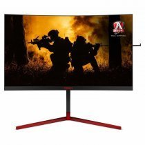 "AOC Agon AG273QCG 27"" 1ms 165Hz QHD (Display+HDMI+USB) Curved Gaming (Oyuncu) Monitör"