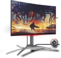 "AOC Agon AG273QCX 27"" 1ms 144Hz QHD (Display+HDMI+USB) Curved Gaming (Oyuncu) Monitör"