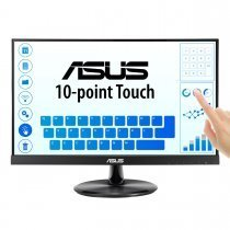 "Asus VT229H 5ms 60Hz HDMI VGA IPS 21.5"" IPS Full HD Dokunmatik Monitör"