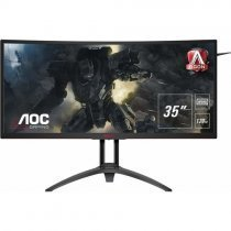 "AOC Agon AG352UCG6 35"" 4ms 120Hz HDMI DP QHD Gaming (Oyuncu) Curved Monitör"