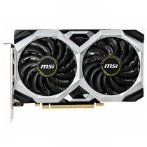 Msi GeForce GTX 1660 Ventus XS 6G OC GeForce GTX 1660 6GB GDDR5 192Bit DX12 Gaming Ekran Kartı