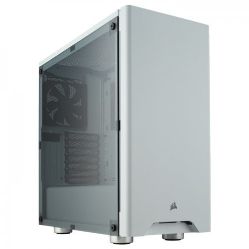 Corsair Carbide Serisi 275R CC-9011131-WW ATX Pencereli Mid-Tower Beyaz Gaming Kasa
