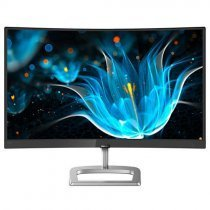 "Philips 248E9QHSB/00 23.6"" 4ms 75Hz VGA HDMI Full HD Curved(Kavisli) Monitör"