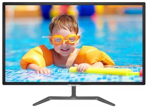 "Philips 323E7QDAB/00 31.5"" 5ms 60Hz VGA DVI-D HDMI IPS Full HD Monitör"