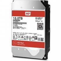 WD Red 10TB 5400Rpm 256MB SATA3 Nas Hard Disk- WD100EFAX