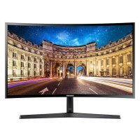 "Samsung LC24F396FHMXUF 4ms 60Hz HDMI/D-Sub 1800R 23.5"" Full HD Curved Monitör"