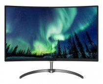 "Philips 328E8QJAB5/00 31.5"" 5ms 75Hz HDMI/DP/VGA Full HD VA Curved Monitör"