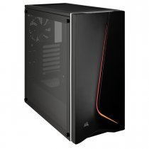 Corsair Carbide Spec-06 CC-9011146-WW RGB Temperli Midi Tower Kasa