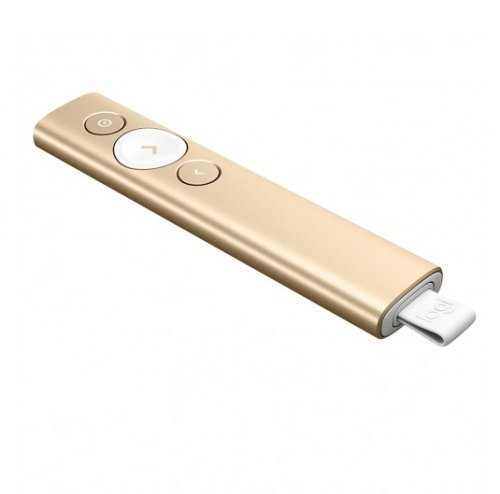 Logitech Spotlight Presenter Gold 910-004862