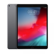 "Apple iPad Air 2019 3. Nesil 64GB Wi-Fi + Cellular 10.5"" Space Gray MV0D2TU/A Tablet - Apple Türkiye Garantili"