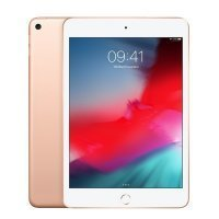 "Apple iPad Mini 2019 5. Nesil 64GB Wi-Fi + Cellular 7.9"" Gold MUX72TU/A Tablet - Apple Türkiye Garantili"