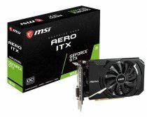 MSI GeForce GTX 1650 Aero ITX 4G OC 4GB GDDR5 128Bit DX12 Gaming Ekran Kartı