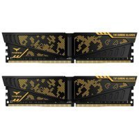 Team T-Force Vulcan TUF Gaming Alliance 16GB (2x8GB) DDR4 3000MHz CL16 Gaming Ram - TLTYD416G3000HC16CDC01