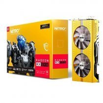 Sapphire Nitro+ RX 590 8GB AMD 50 Gold Edition 8GB GDDR5 256Bit DX12 Gaming Ekran Kartı 11289-07-20G