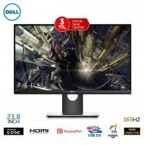 "Dell S2417DG 23,6"" 1ms 165Hz QHD HDMI/DP Gaming Monitör"