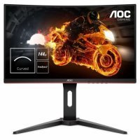 "AOC C27G1 27"" 144Hz 1ms FreeSync Flicker-Free VA WLED Full HD 1800R Curved Gaming Monitör"