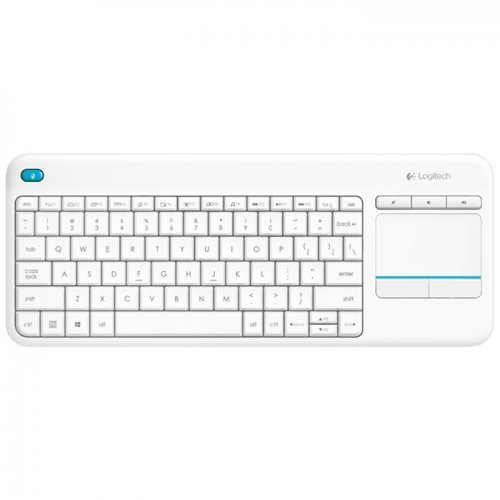 Logitech K400 Plus Touch Pad Kablosuz Unifying Klavye - 920-007150